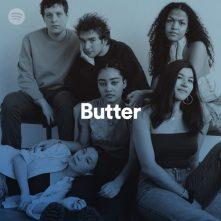 butter playlist