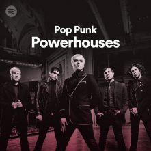 pop punk powerhouses playlist