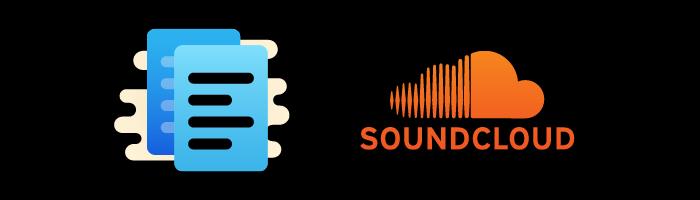 Soundcloud promotion rules